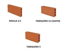 Imagen de RASILLAS Y TABIQUEROS