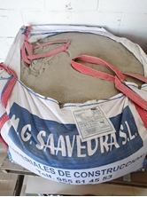 Imagen de BIG BAG MORTERO M-7,5 GRIS