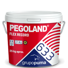 Imagen de PEGOLAND FLEX RECORD BLANCO C2 TE S2 25,2 KGR