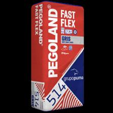 Imagen de PEGOLAND FAST FLEX GRIS C2 FE S1 25 KG