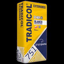 Imagen de TRADICOL EXTERIORES C1 TE 25 KG