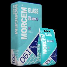 Imagen de MORCEM GLASS BLANCO 25 KG PM
