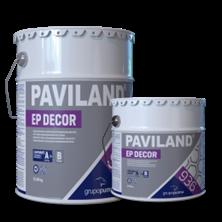 Imagen de PAVILAND EP DECOR 5 KG (4,1 + 0,9) y 20 KG (16,4 + 3,6) (BICOMPONENTE)