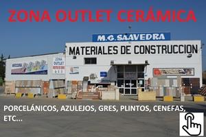Imagen para la categoría OUTLET GRES EFECTO MADERA